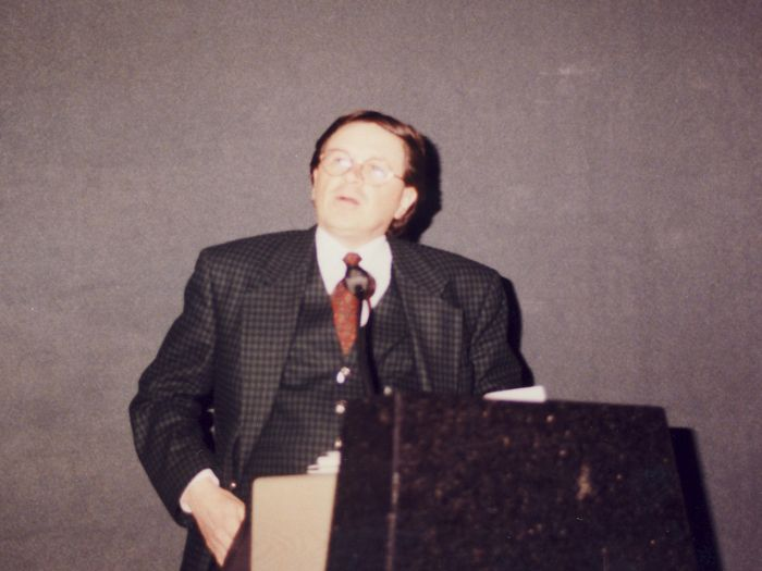 Conférence Lévis : Gilles Lehouiller, conseiller Ville de Lévis