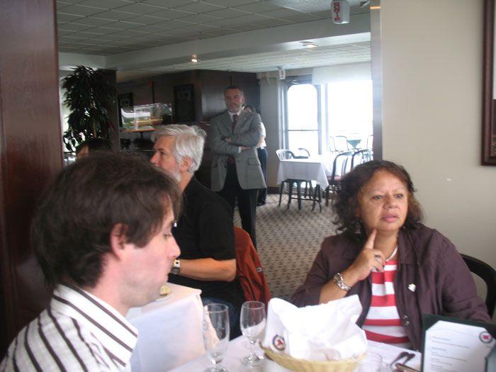 Croisière-conférences 12 septembre 2008 - ZIPQCH