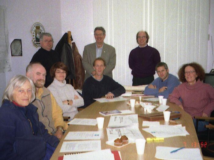 Membres de la table de concertation mise sur pied par ZIPQCH- 01
