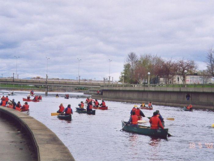 Descente de la rivière Saint-Charles - 05